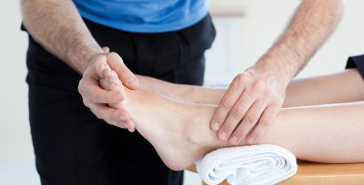 Treatment for Foot Structure in Sugar Land